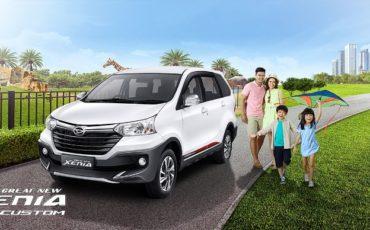 Harga Daihatsu Xenia Makassar