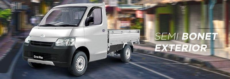Eksterior Daihatsu Grand Max