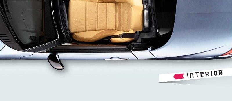 Interior Daihatsu Copen