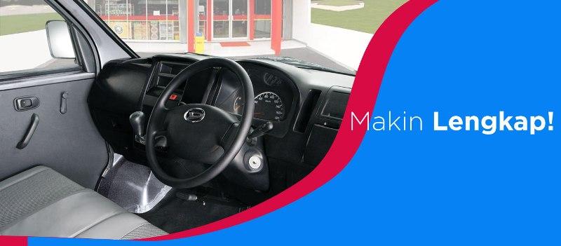 Interior Daihatsu Grand Max